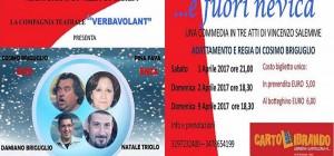 """In scena a Nizza di Sicilia """"…e fuori nevica"""""""