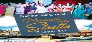 """Glamour Social Event """"Passerella sullo Stretto"""""""