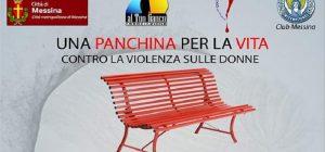 """A Messina la """"Panchina rossa"""" sarà nella piazza del Tribunale"""