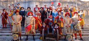 La Cavalcata dei Cavalieri della Stella, corteo storico Domenica 6