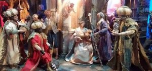 Domenica 13 cerimonia conclusiva della XIII mostra di Arte Presepiale