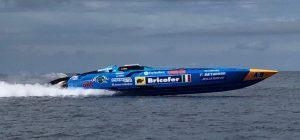 Motonautica: Schepici e Gianbattista sul tetto del mondo, nuovo record sulla long distance per Tommy One